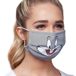 Looney Tunes Bugs Bunny Face Adult Main/Model View