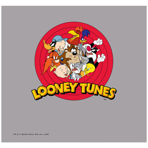 Looney Tunes Group Adult Mask Design Full View