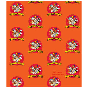Looney Tunes Group A Pattern Kids Mask Design Full View