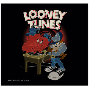 Looney Tunes DJ Looney Tunes Adult Mask Design Full View