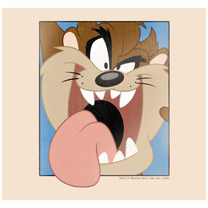 Load image into Gallery viewer, Looney Tunes Taz Closeup