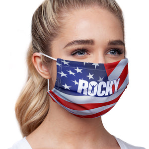 Rocky American Flag Adult Main/Model View