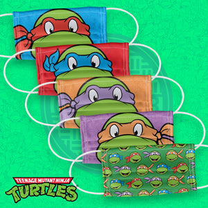 Load image into Gallery viewer, Ninja Turtle Faces