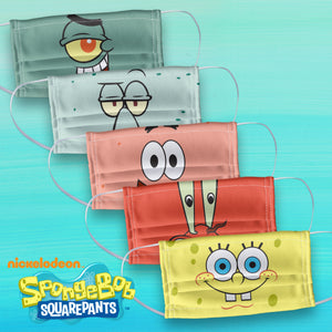 Load image into Gallery viewer, Spongebob Faces