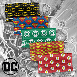 Superhero Logo Patterns