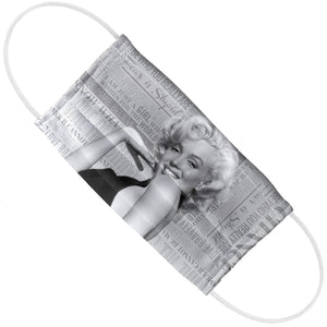 Marilyn Monroe Pin-Up Adult Flat View