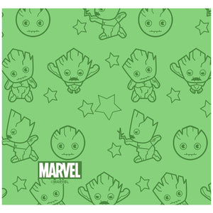 Groot I Am Groot Chibi Adult Mask Design Full View
