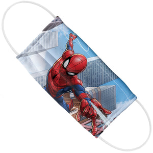 Spider-Man Webslinger Adult Flat View