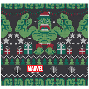 Load image into Gallery viewer, Adult Hulk Christmas Sweater Adult Mask Design/Full