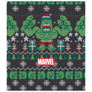 Load image into Gallery viewer, Kids Hulk Christmas Sweater Kids Mask Design/Full