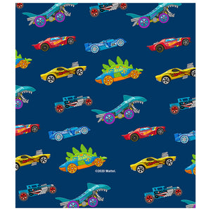 Kids Hot Wheels Car Pattern Kids Mask Design/Full