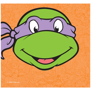 Teenage Mutant Ninja Turtles Donatello Adult Mask Design Full View