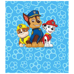 Load image into Gallery viewer, Paw Patrol on Patrol Kids Mask Design Full View