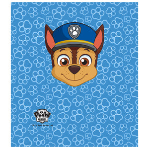 Paw Patrol Chase Kids Mask Design Full View
