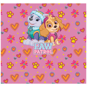 Paw Patrol Girl Team Adult Mask Design Full View