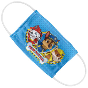 Paw Patrol Trio Kids Flat View
