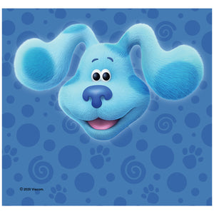 Blue's Clues and You! Blue Head Adult Mask Design Full View
