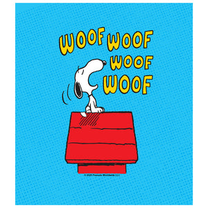 Load image into Gallery viewer, Peanuts Snoopy Woof Woof