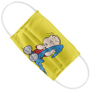Peanuts Linus Security Blanket Kids Flat View