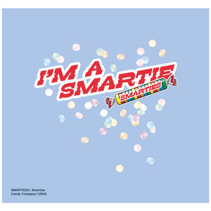 Smarties Im a Smartie Adult Mask Design Full View