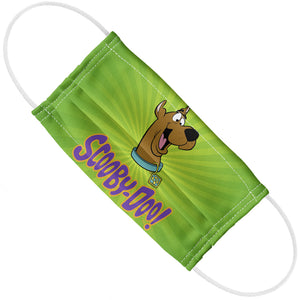 Scooby-Doo Big Smile Adult Flat View
