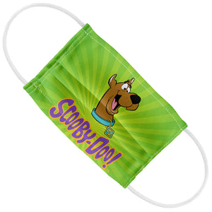 Scooby-Doo Big Smile Kids Flat View