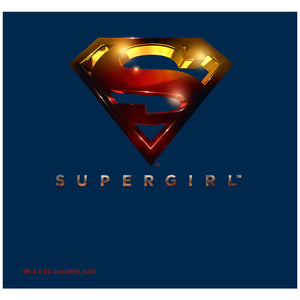 Supergirl: TV Series Logo Glare 3D