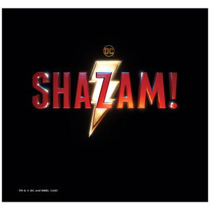 Load image into Gallery viewer, Shazam! Movie Logo