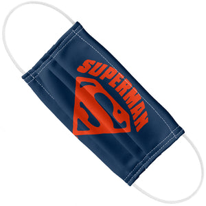 Load image into Gallery viewer, Superman Super Shield Adult Flat View