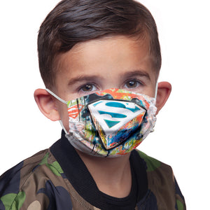 Superman Urban Shields Kids Main Model View