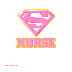 Load image into Gallery viewer, Superman Super Nurse Pink