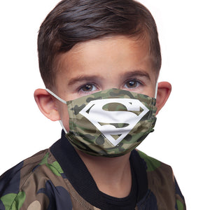 Load image into Gallery viewer, Superman Camo