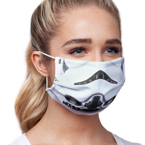 Star Wars Stormtrooper Mask Adult Main/Model View