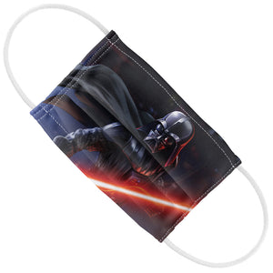 Star Wars Darth Vader Fight Pose Kids Flat View