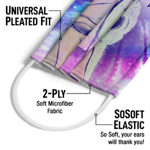 Star Wars The Child Stronger Than You Think Adult Universal Pleated Fit, 2-Ply, SoSoft Elastic Earloops