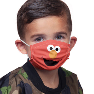 Sesame Street Elmo Face Kids Main Model View