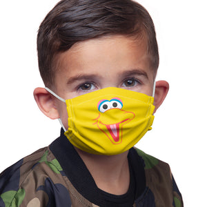 Load image into Gallery viewer, Sesame Street Big Bird Head Kids Main Model View