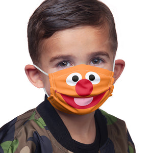 Sesame Street Ernie Face Kids Main Model View