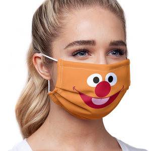Sesame Street Ernie Face Adult Main/Model View
