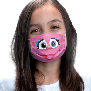 Sesame Street Abby Face Kids Main Model View