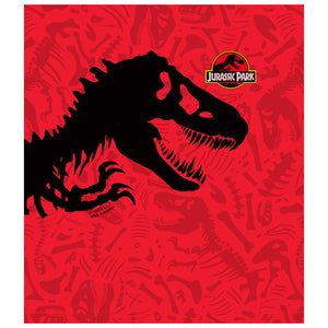 Jurassic Park T-Rex Skull Kids Mask Design Full View