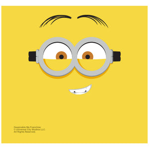Minions Kevin Face Adult Mask Design Full View