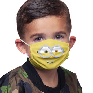 Minions Bob Face Kids Main Model View