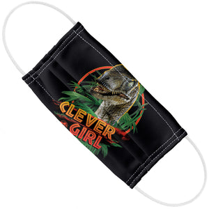 Load image into Gallery viewer, Jurassic Park Clever Girl Adult Flat View