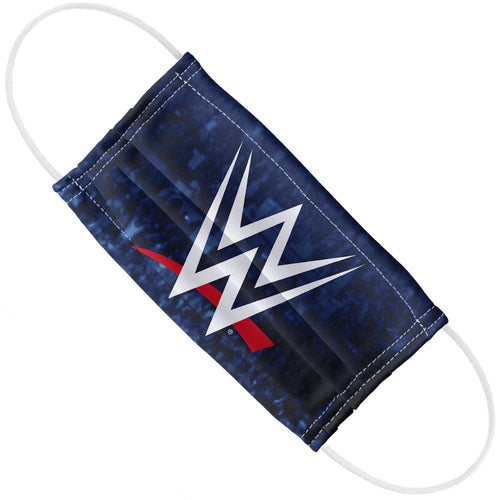 WWE Crowd Logo Adult Flat View