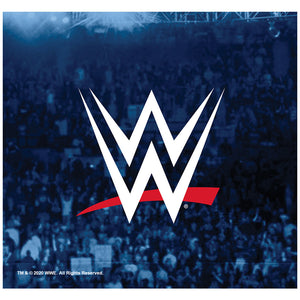 WWE Crowd Logo Adult Mask Design Full View