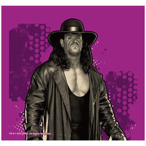 Load image into Gallery viewer, WWE Undertaker Deadman Adult Mask Design Full View