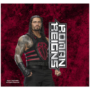 WWE Roman Reigns Adult Mask Design Full View