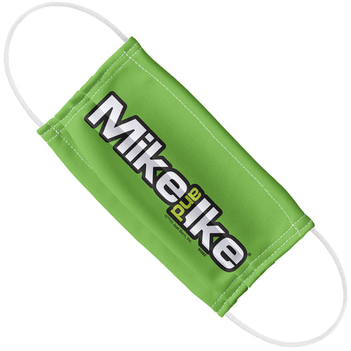 Mike and Ike Logo Adult Flat View