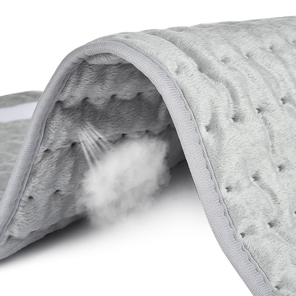 Electric Heating Pad  Steam